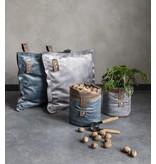 Knit Factory Dax Kussen 50x50 Jeans