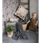 Knit Factory Dax Kussen 50x50 Brique