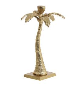 Light&Living Kerzenständer TAXA gold 32 cm