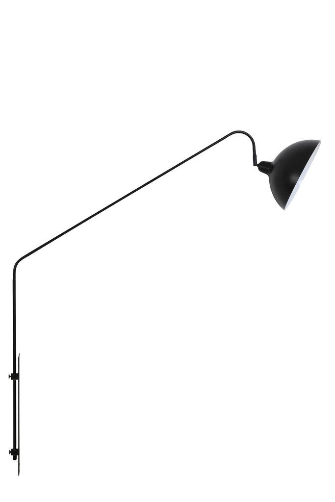 Light&Living Wandleuchte 110x30x127 cm ORION matt schwarz