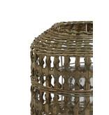 Light&Living Windlicht Ø28x28 cm BAMAGO bambus