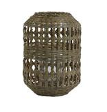 Light&Living Windlicht Ø28x40 cm BAMAGO bambus
