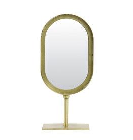 Light&Living Spiegel 16x10x35 cm LURE oud brons