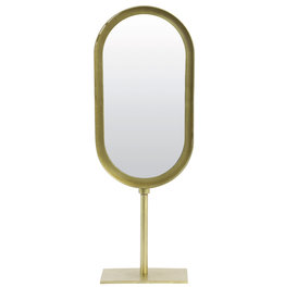 Light&Living Spiegel 16x10x45 cm LURE alt bronze