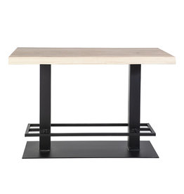 Eleonora Countertafel - 140x80 naturel