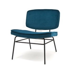 By-Boo Lounge chair Vice - ocean