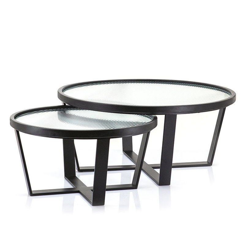 By-Boo Coffeetable Loup - large (set of two)
