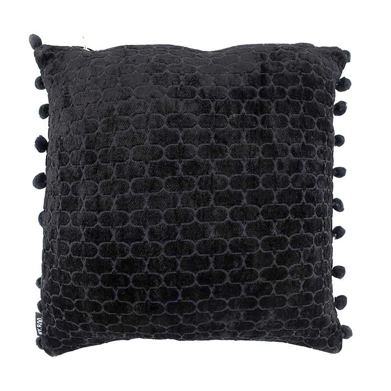 By-Boo Pillow Mercy - black