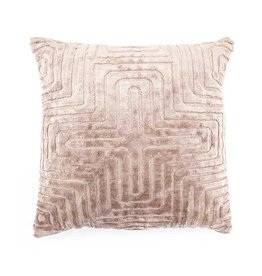 By-Boo Pillow Madam 45x45 cm - pink