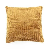 By-Boo Pillow Madam 45x45 cm - yellow