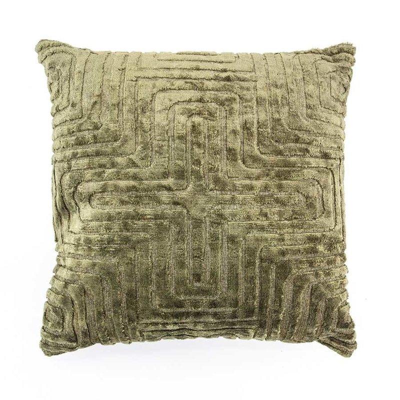By-Boo Pillow Madam 45x45 cm - green