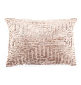 By-Boo Pillow Madam 35x55 cm - rosa