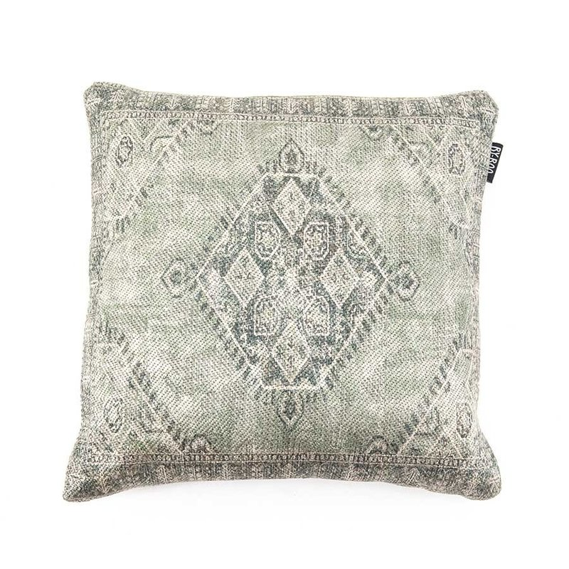 By-Boo Pillow River 45x45 cm - green