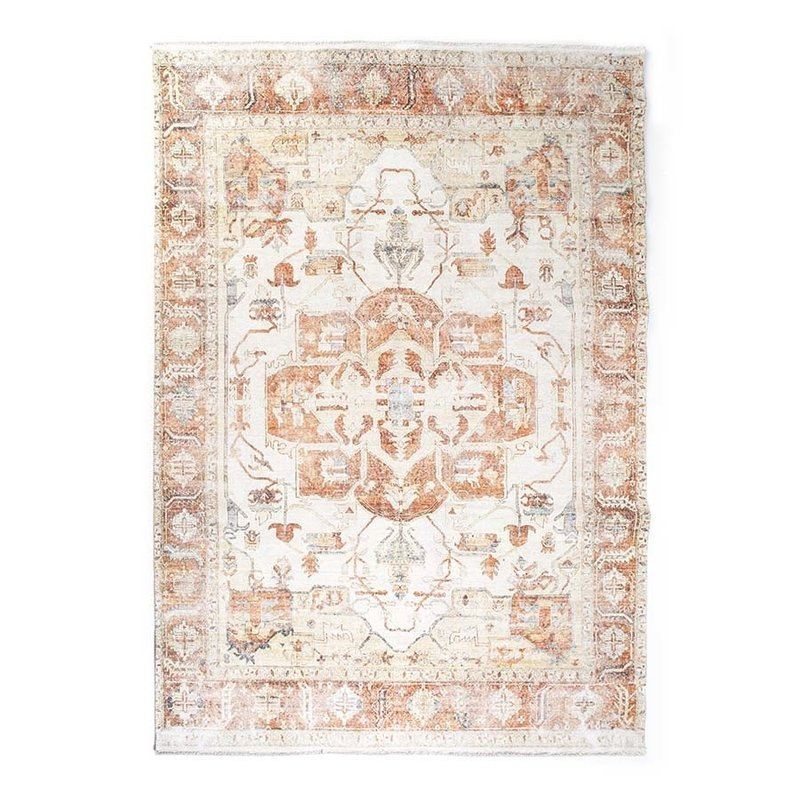 By-Boo Carpet Alix 200x290 cm - red