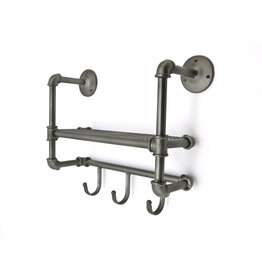 By-Boo Coat rack Full metal jacket - small