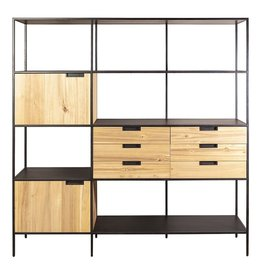 Eleonora Madison light - Wandschrank 180 cm
