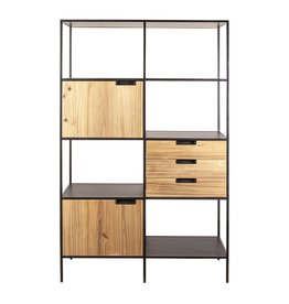 Eleonora Madison light - Wandschrank 116 cm