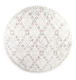 By-Boo Carpet Mason round 200x200 cm