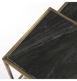 By-Boo Caesar coffee table set - black