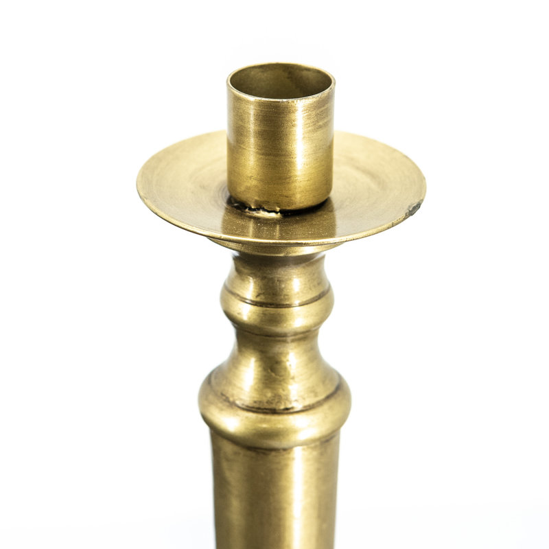 By-Boo Candle clamp - bronze