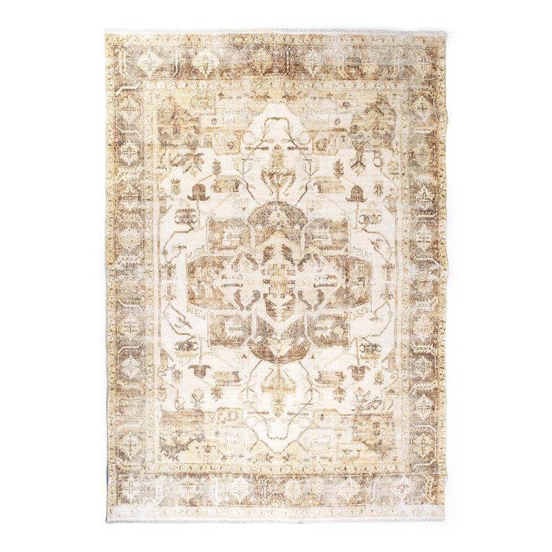 By-Boo Carpet Alix 200x290 cm - green