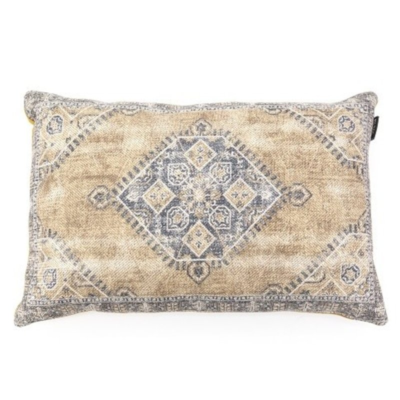 By-Boo Pillow River 40x60 cm - yellow