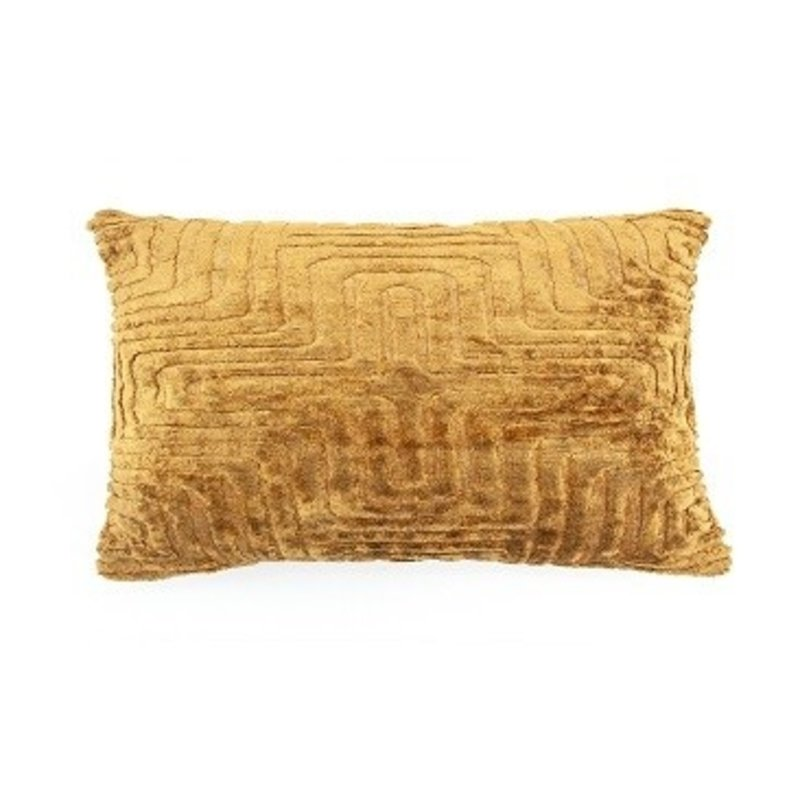 By-Boo Pillow Madam 35x55 cm - yellow
