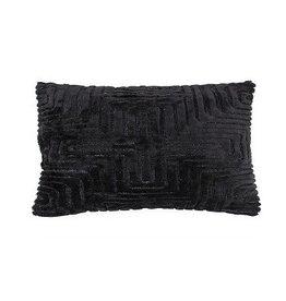 By-Boo Pillow Madam 35x55 cm - black