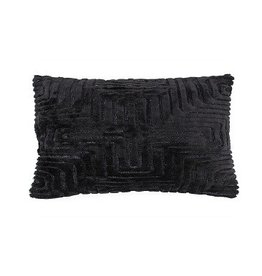 By-Boo Pillow Madam 35x55 cm - schwarz