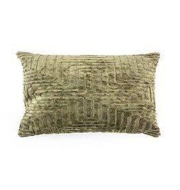 By-Boo Pillow Madam 35x55 cm - green