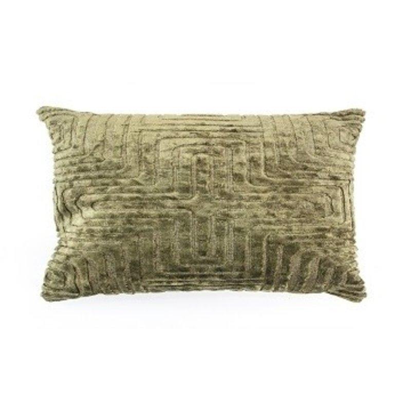 By-Boo Pillow Madam 35x55 cm - grün