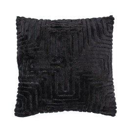 By-Boo Pillow Madam 45x45 cm - schwarz