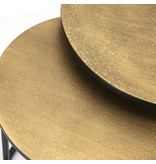 By-Boo Setto brass - large (set of two)