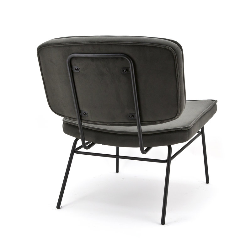 By-Boo By-Boo Lounge chair Vice - black