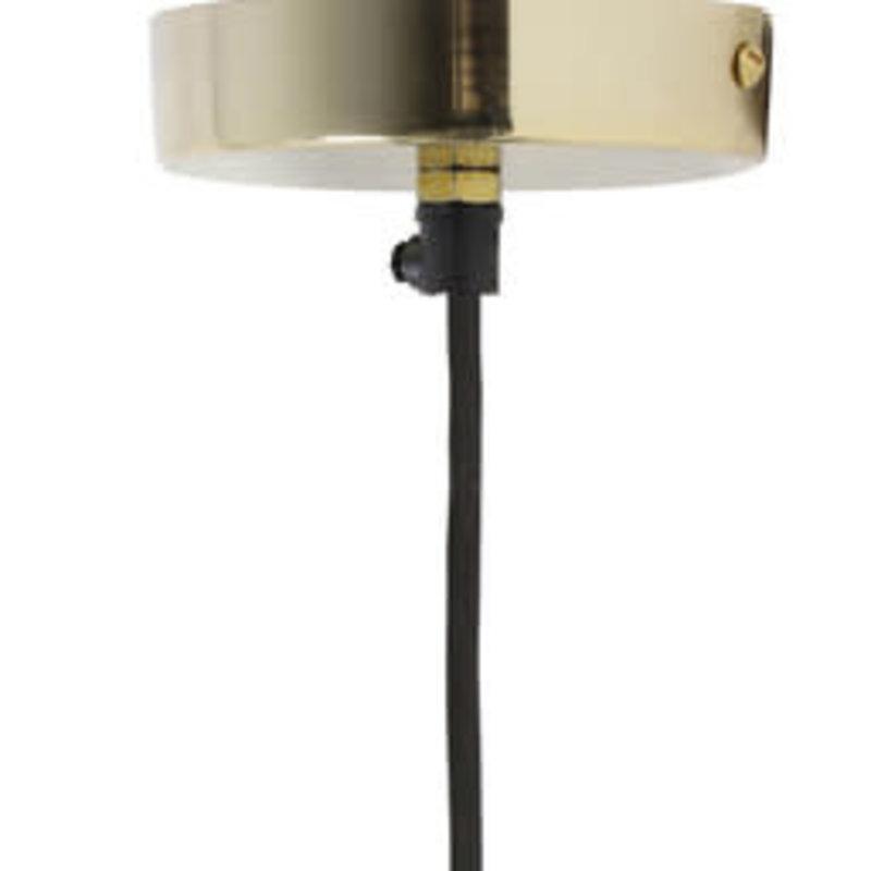 Light&Living Pendel Ø7,5x16 cm TOCON goud