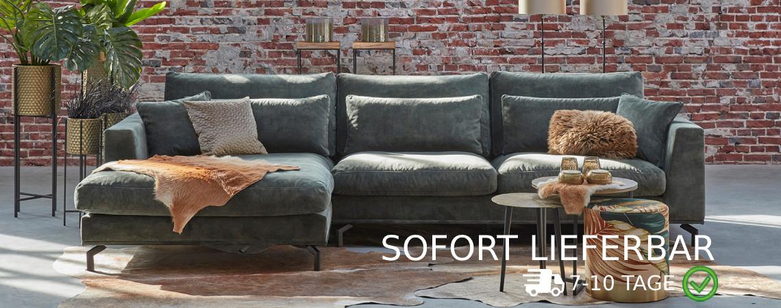 Sofort Lieferbar - Carmen Sofa