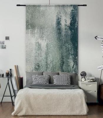 wandkleed slaapkamer