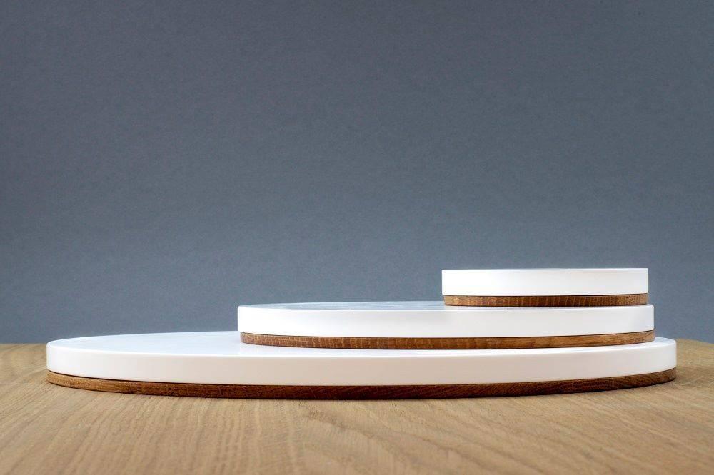 M-Atelier 3 delig serveer set - Pral & Eik