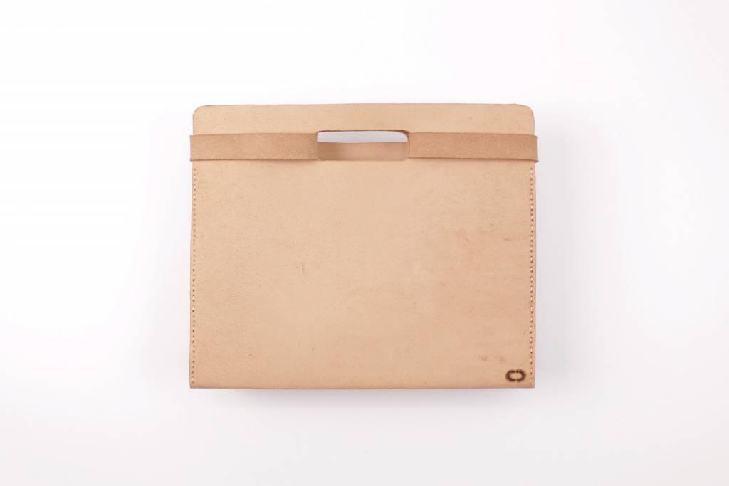 Atelier Dubbeloo LEATHER BAGS (handtasbag)