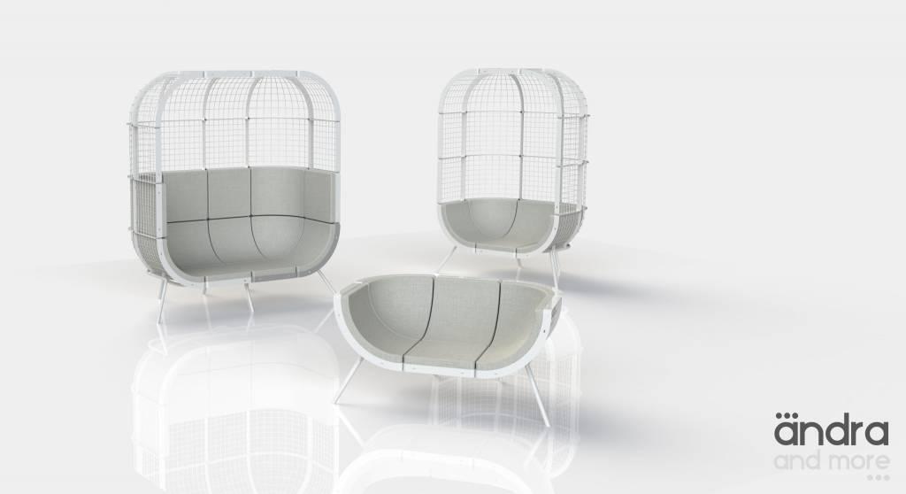 Sam Goyvaerts Andra Chair