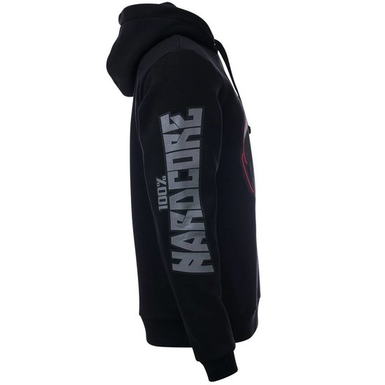 100% Hardcore Hooded Rage