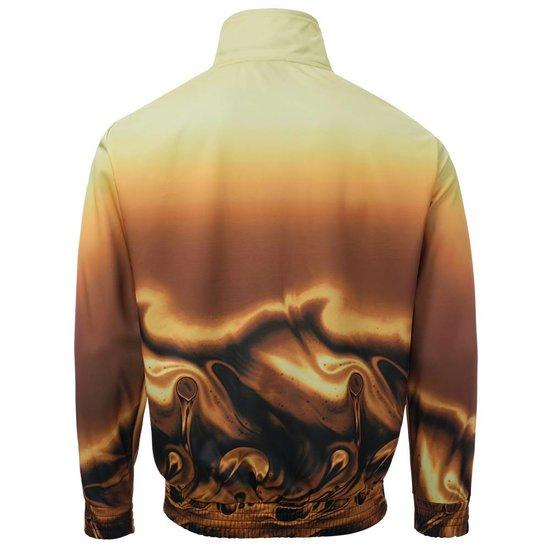 100% Hardcore Training Jacket Golden Dope
