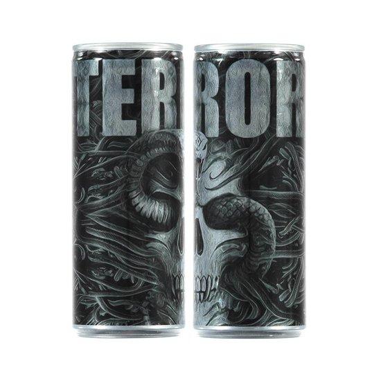 Terror Energydrink Snake Attack
