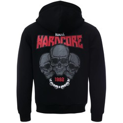 100% Hardcore Hooded Zipper Till I Die