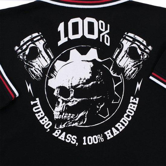 100% Hardcore Polo Turbo