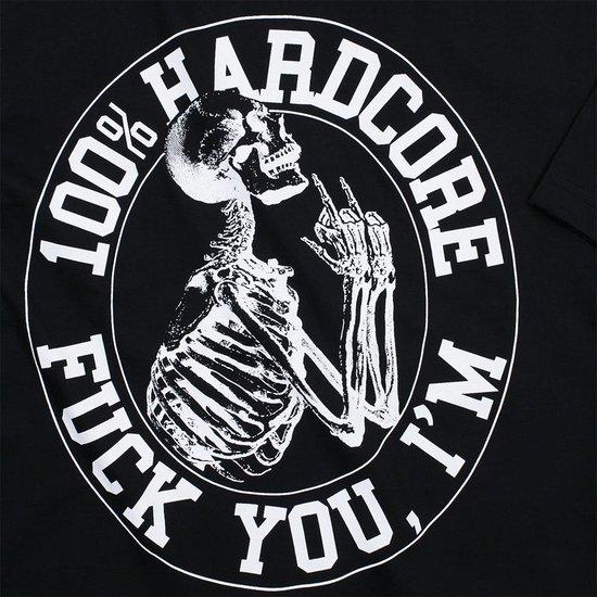 100% HC T-Shirt F*ck You