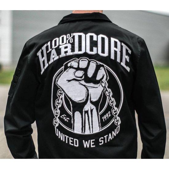 100% Hardcore Harrington Jas United