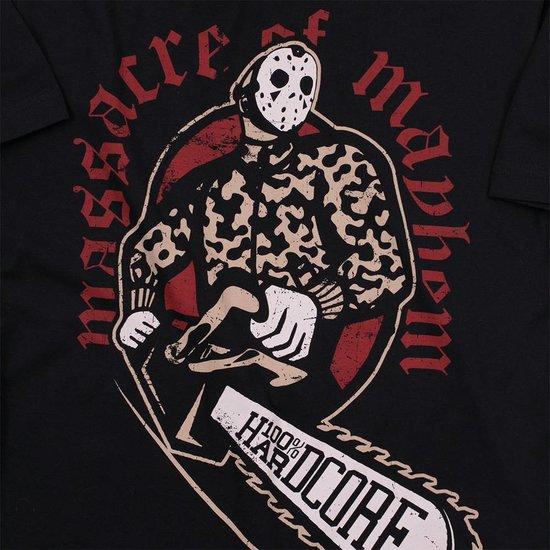 100% Hardcore T-Shirt Massacre