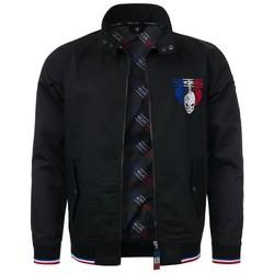 Frenchcore Harrington jacket Dieselpunk