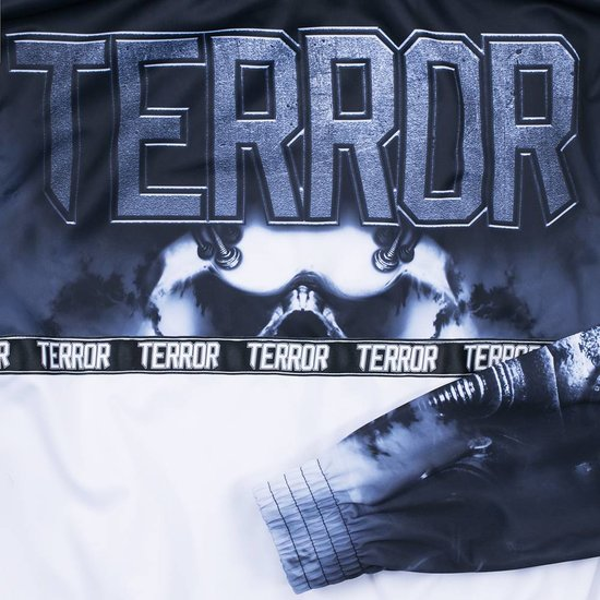 Terror Training Jacket Divided White